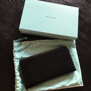 Tiffany Zip Wallet
